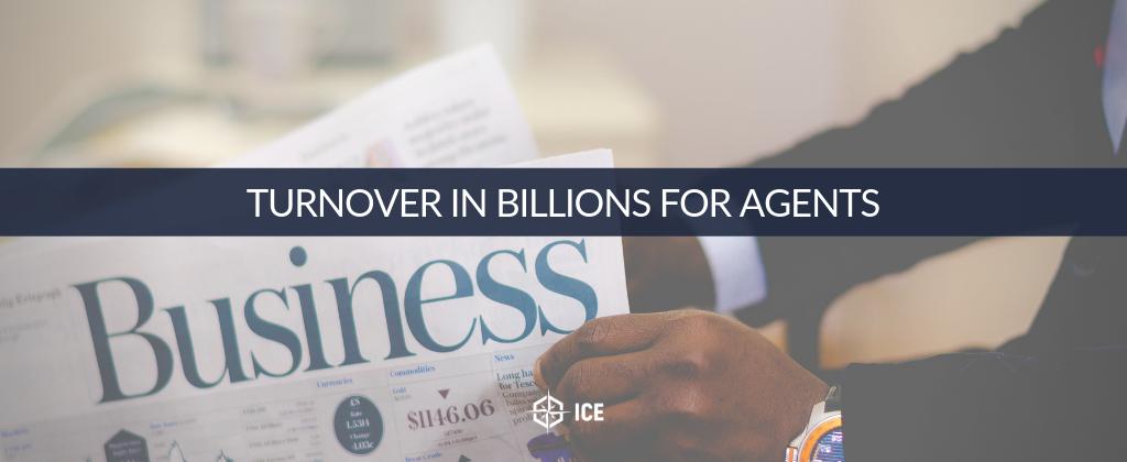 Turnover in Billions