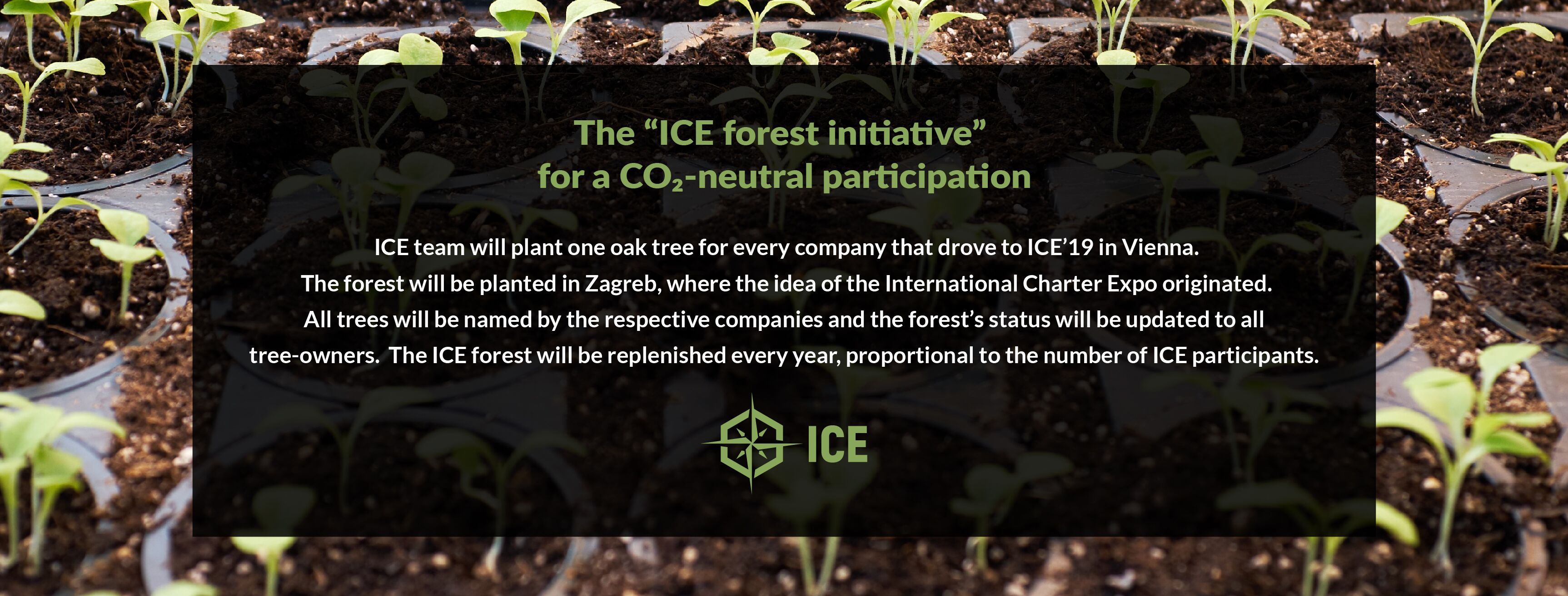 ICE Forest initiative