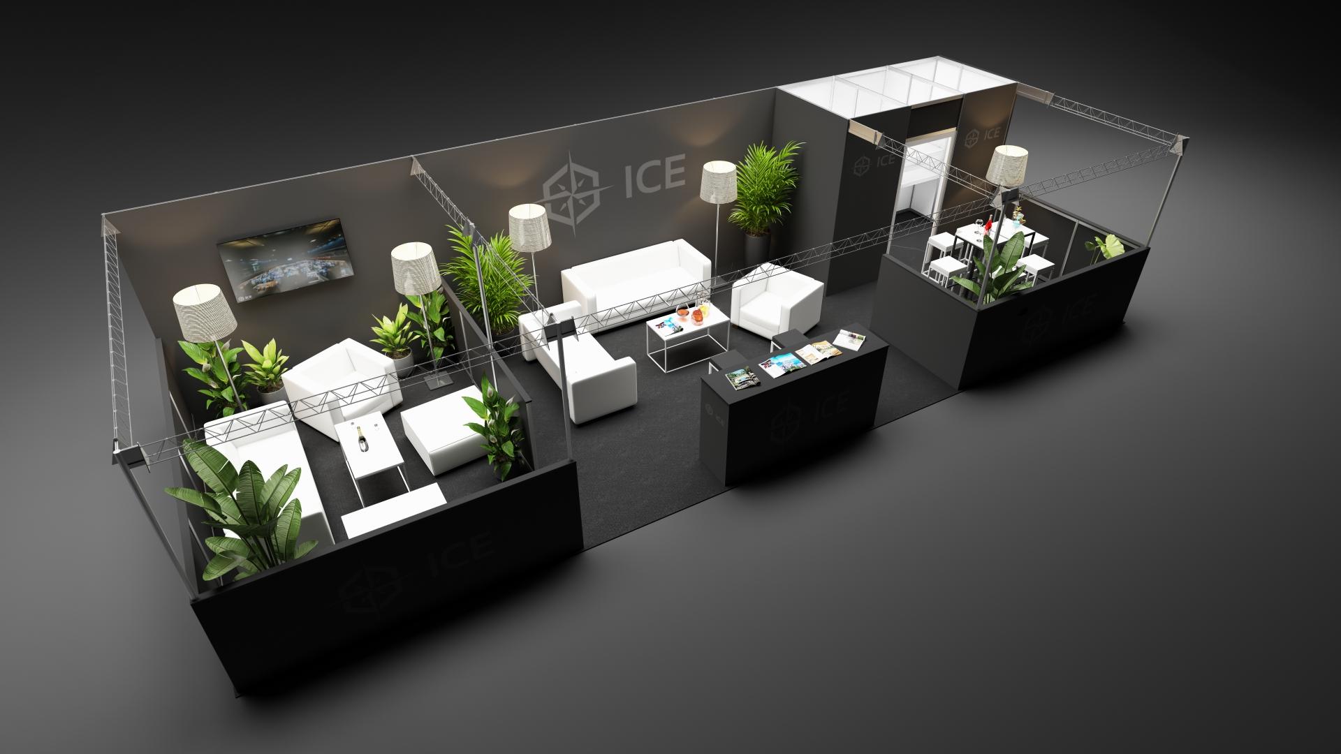 Supplier Premium Booth
