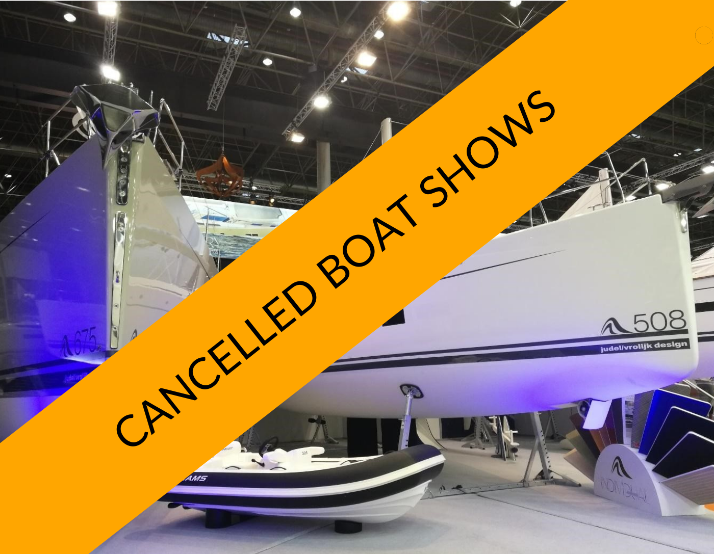 Cancelled boat shows blog