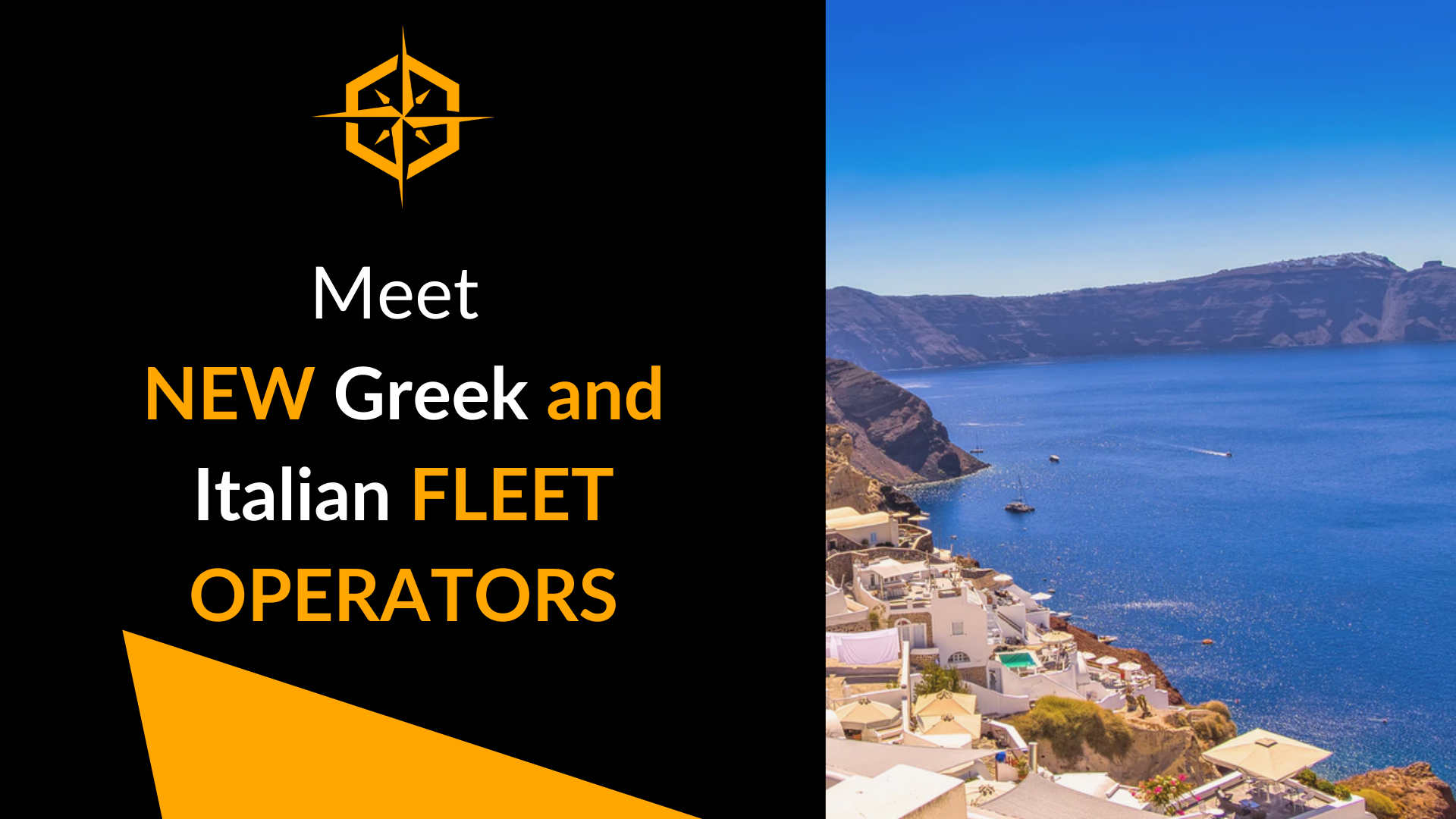 new fleet operators from greece and italy
