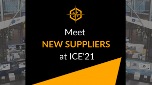 new suppliers at ice'21